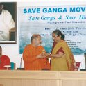 Save Ganga & Save Himalaya Meeting at Gandhi Darsan, 12 th march 2009